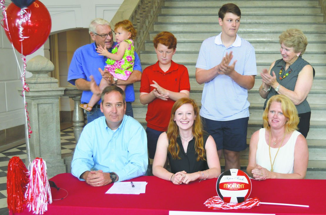 C E Image on University Of South Carolina Aiken Volleyball