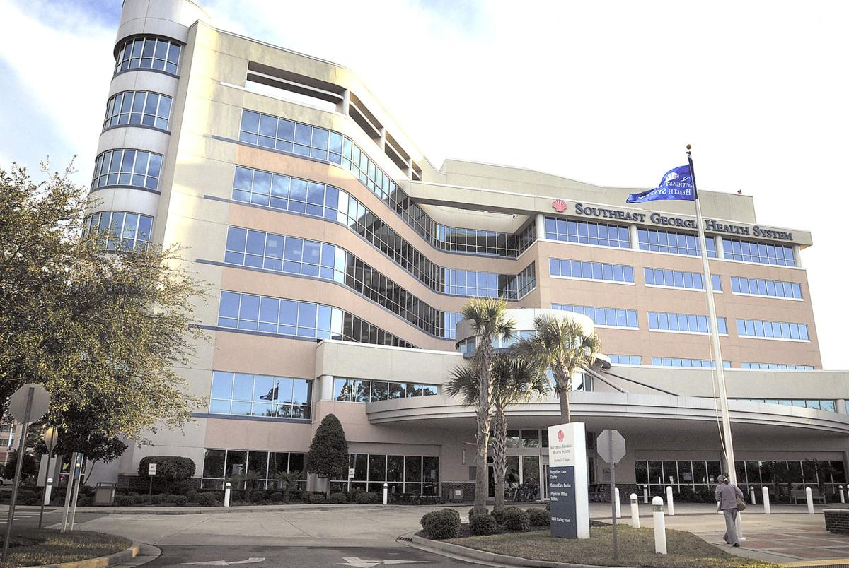 Wh where is the golden isles - Southeast Georgia Health System S Brunswick Hospital