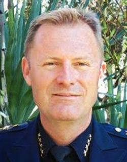 Chief John Weiss