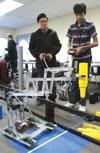 Robotics competition coming to West High
