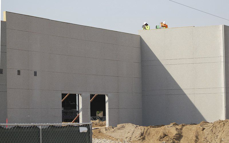 Walmart building second super store in Goshen | Business ...