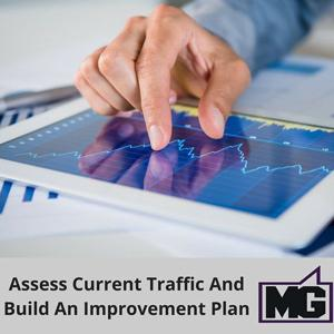 Assess website trade to build alleviation plan