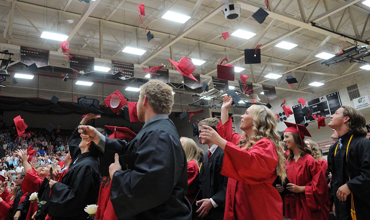 slideshow northwood high school graduation multimedia nws gn0604 northwood hs 01 jpg