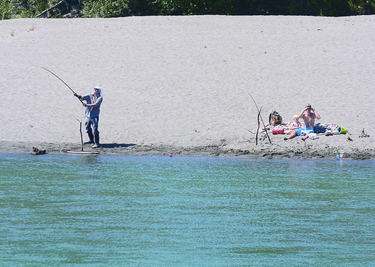 Drought prompts fishing restrictions in area rivers all for Skagit river fishing