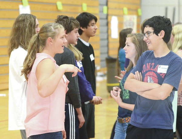 Links to success high school freshmen linked to their new for T shirts by design anacortes