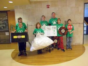 4-H White Pines Lego Robotics Team