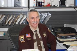 Sheriff Pat Medure