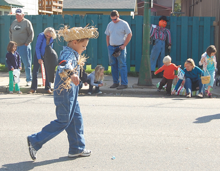 Bovey Farmers' Day Parade -  a summer staple