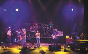 Dark Star Orchestra at the Reif