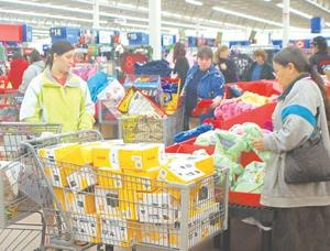 Black Friday:A day of spending after a day of thanks