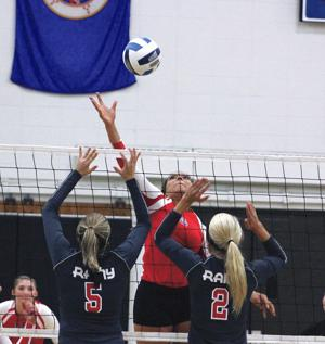 <p>ICC's Denia Brown led the Lady Vikings with 25 kills in a 3-2 win over Rainy River Friday.</p>