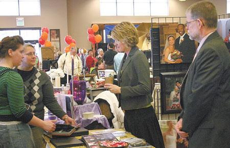 Herald-Review Manney's Shopper Bridal Show