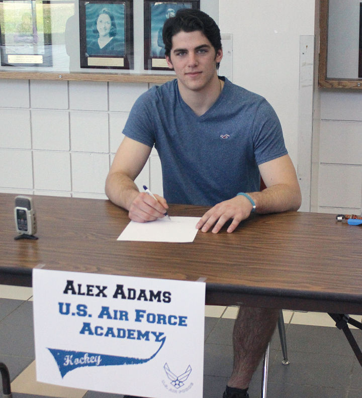 MN H.S.: Alex Adams Commits To Air Force Academy