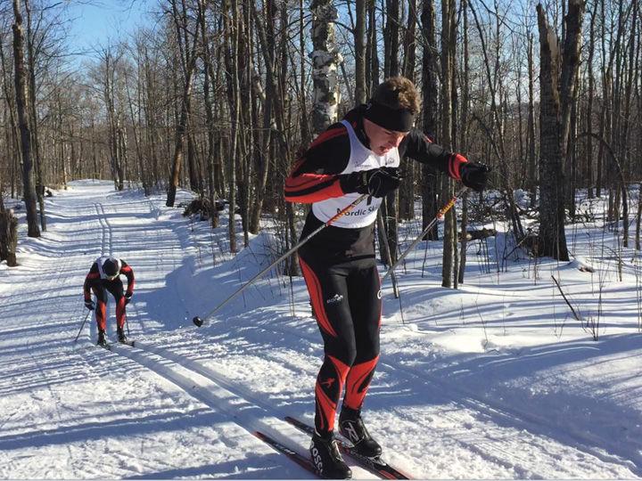 Beckrich kelling 1 2 at duluth east invite sports grandrapidsmn