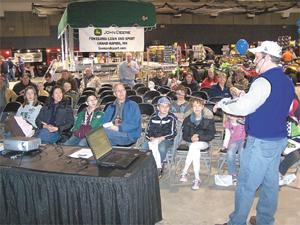 GrandRapids Jaycees 44th annual Home, Sport and Travel Show