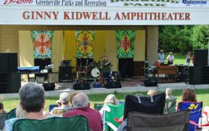 Greeneville Parks & Recreation, Dogwood Park Concert Series