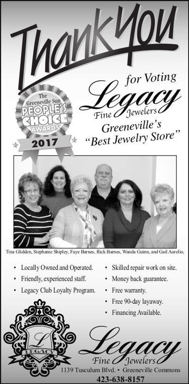 Best Businesses 2017 People 39 S Choice Awards The Greeneville Sun Home