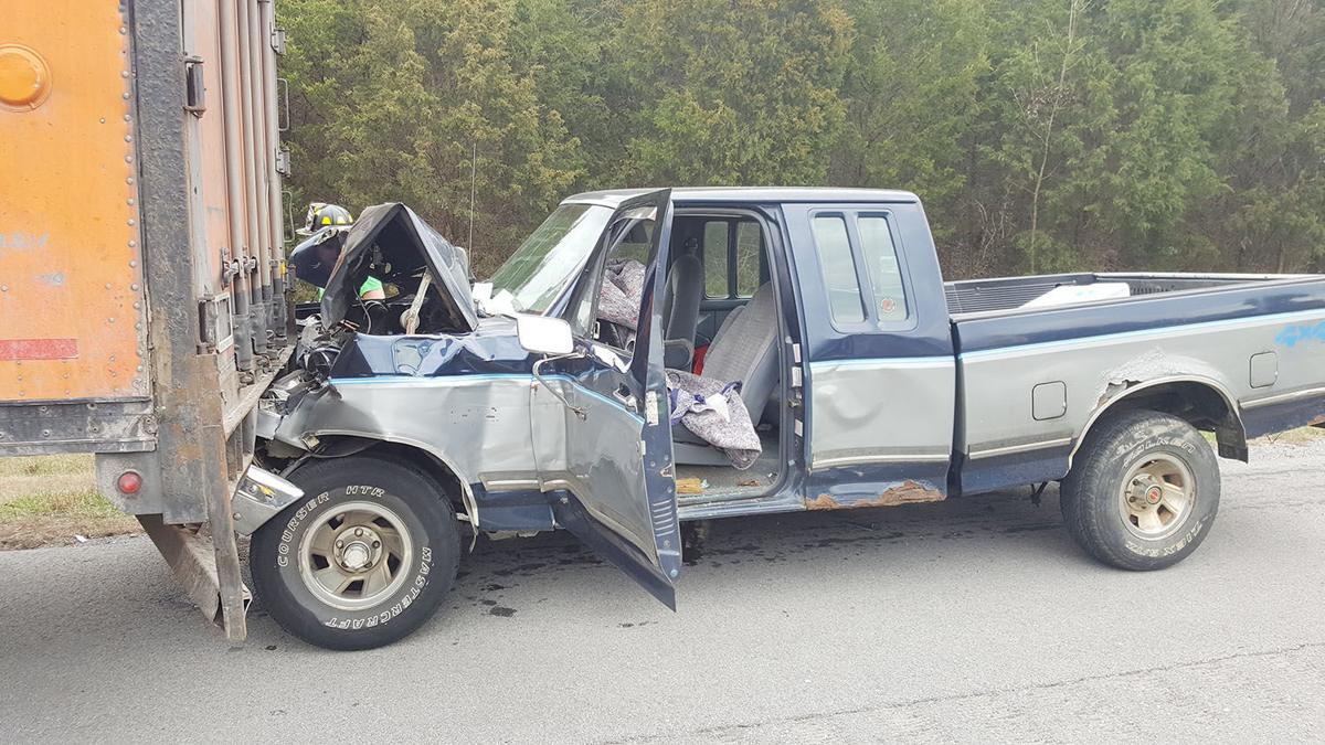 pickup truck driver charged in i 81 crash local news driver hurt in i 81 truck crash tuesday afternoon