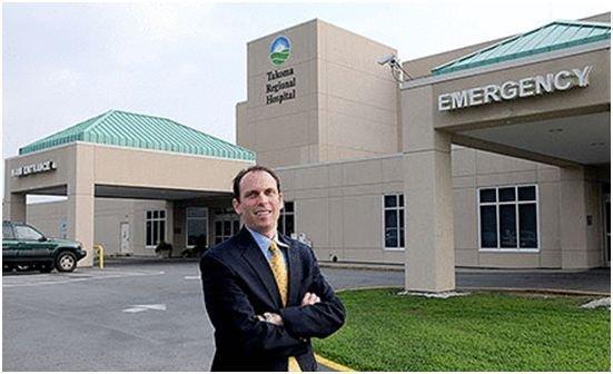 Takoma Regional Hospital Emergency Room