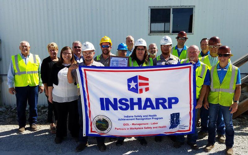River Metals Recycling Achieves Insharp Recertification