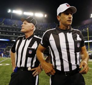 Returning referees