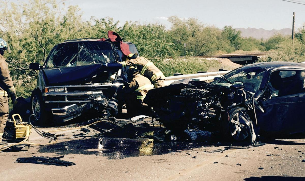 Sahuarita Car Crash
