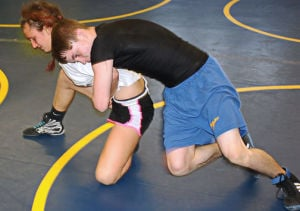 SHS grappler
