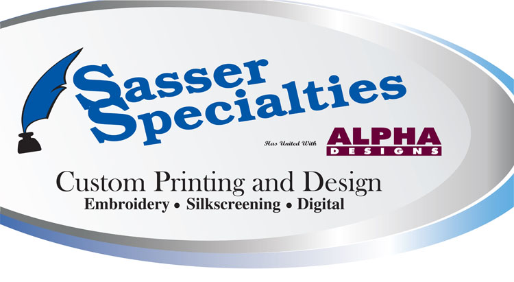 Sasser Specialties united with Alpha Designs