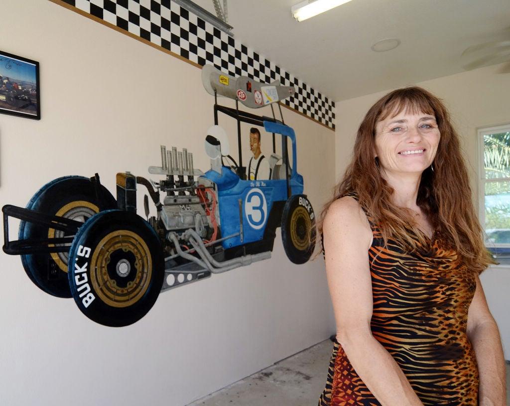 Al Pombo Race Car Driver