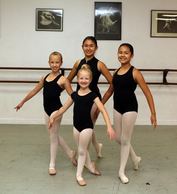 Local dancers take part in 'The Nutcracker'