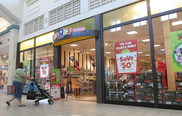Toys R Us Mall : Biz beat hanford mall attracts new tenants