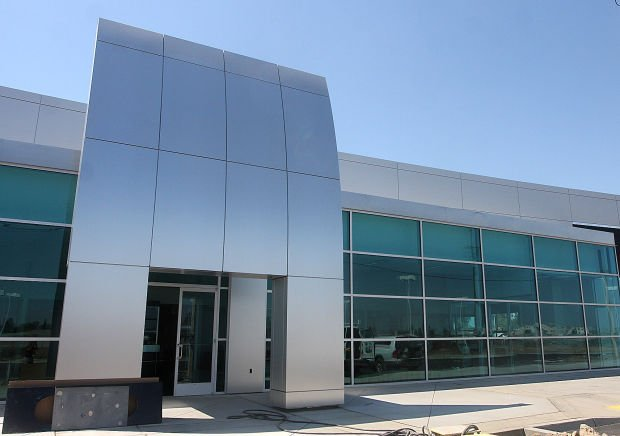 new ford dealership about to open in hanford. Cars Review. Best American Auto & Cars Review
