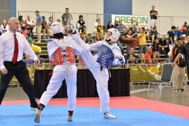 Kingsburg girl is taekwondo national champ