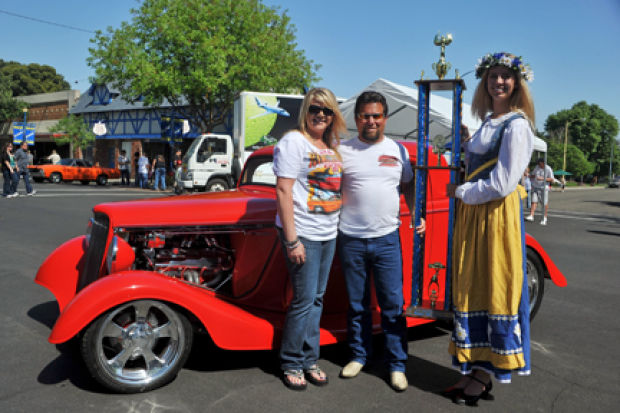 Car Show In Visalia Ca