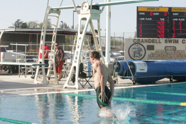 Kingsburg High Swimmers Off To Fast Start Kingsburg Recorder