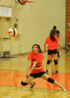 Selma volleyball works on fundamentals for fall