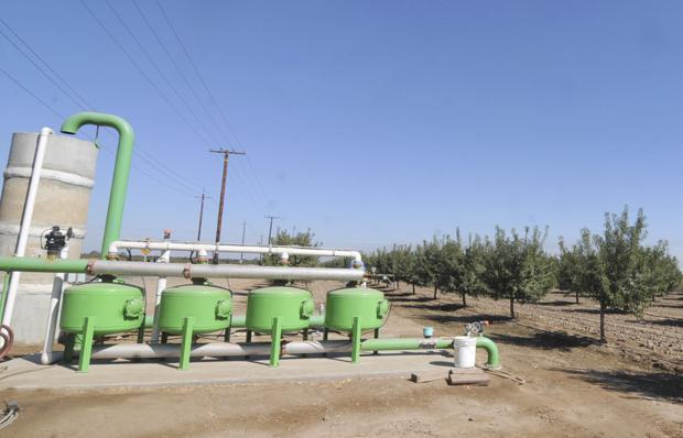 As farms await rain, Rough Fire impact looms