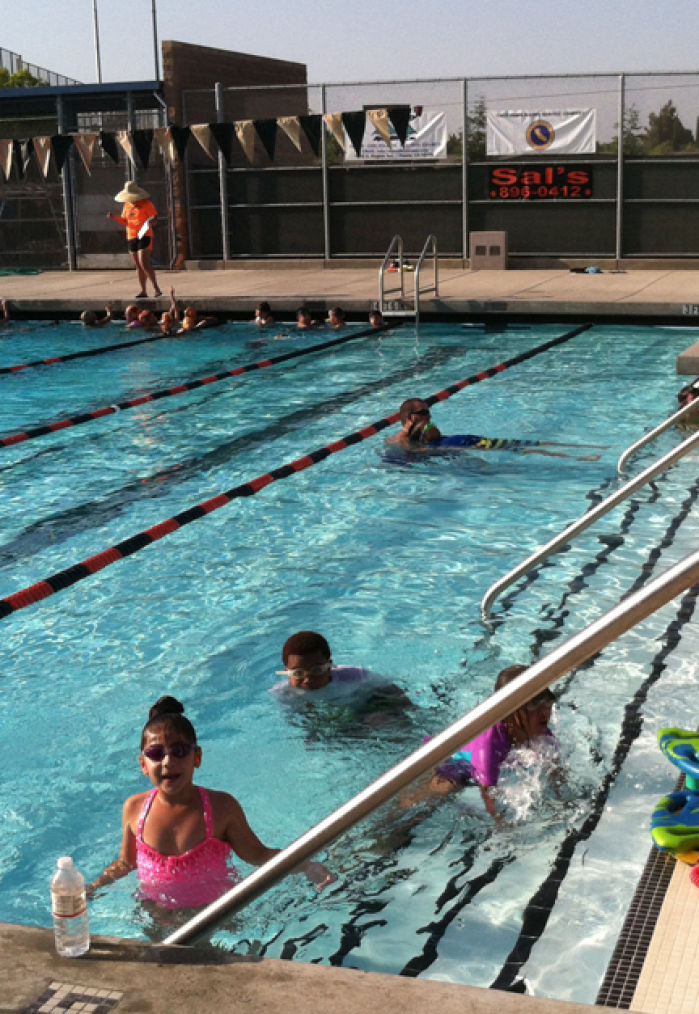 Pool Open On Weekends Swim Lessons In Selma News