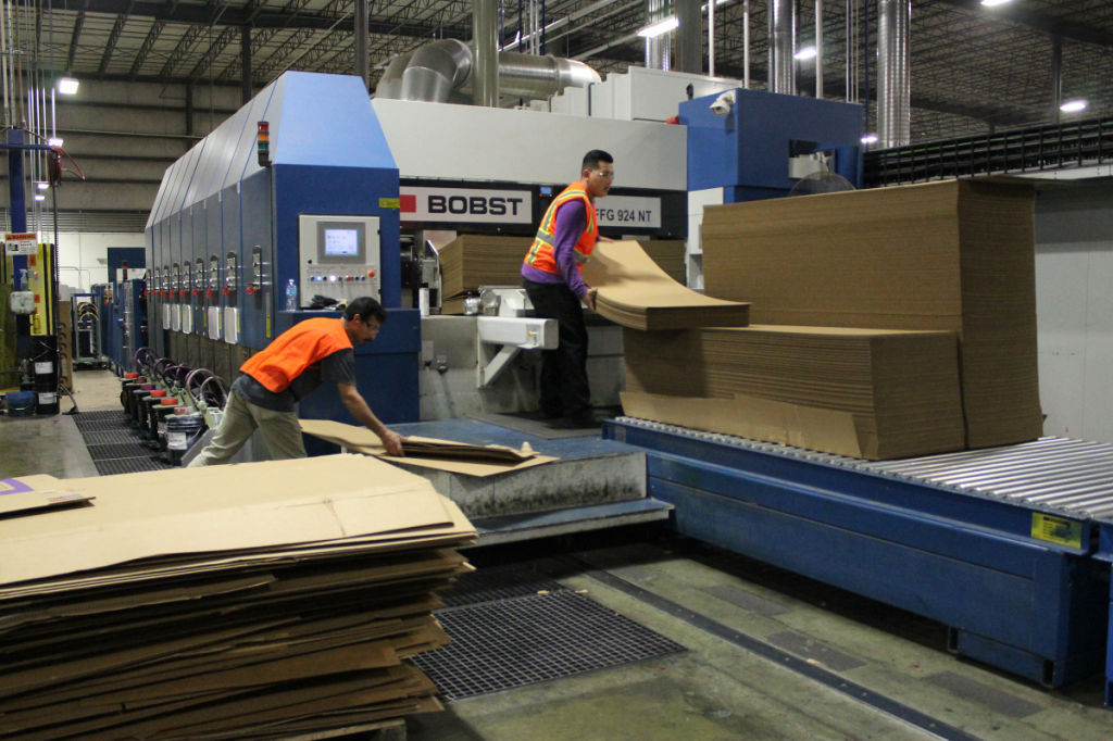corrugated box plant hiring 1