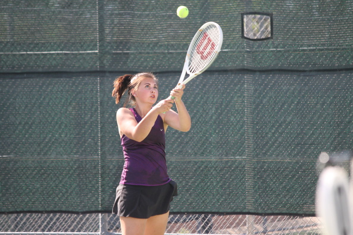 Photos: Lake Havasu Lady Knights tennis vs. Kingman Miners ...