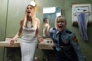 "<p>Sofia Vergara (Daniella Riva) and Reese Witherspoon (Cooper) star in the comedy ""Hot Pursuit."" (Photo courtesy Warner Bros. Pictures/TNS)</p>"