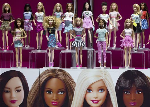 Barbie Fashionistas 2015 Names Barbie