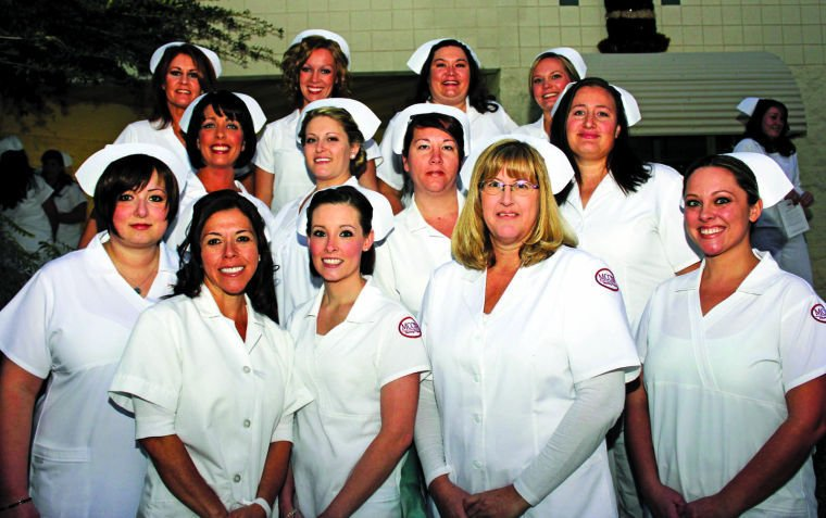 MCC awards pins to registered nursing students | Local News