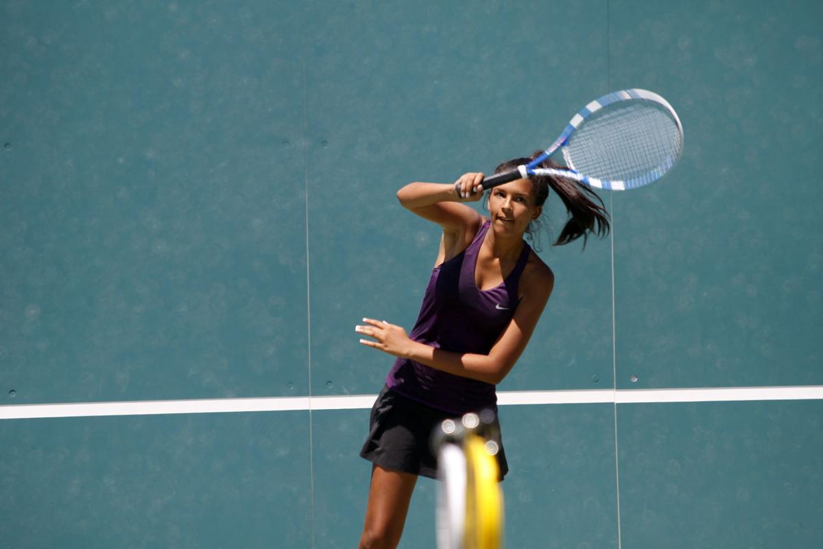 Photos: Lake Havasu Knights tennis vs. Flagstaff Eagles ...