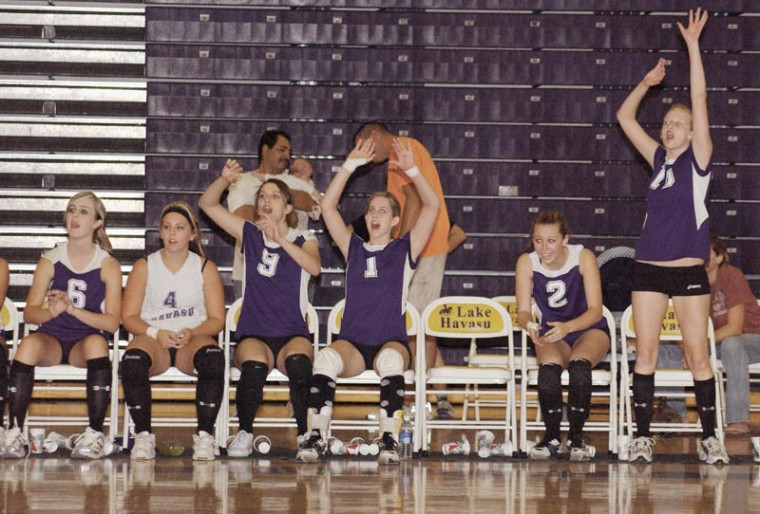 Lake Havasu High School Volleyball Team