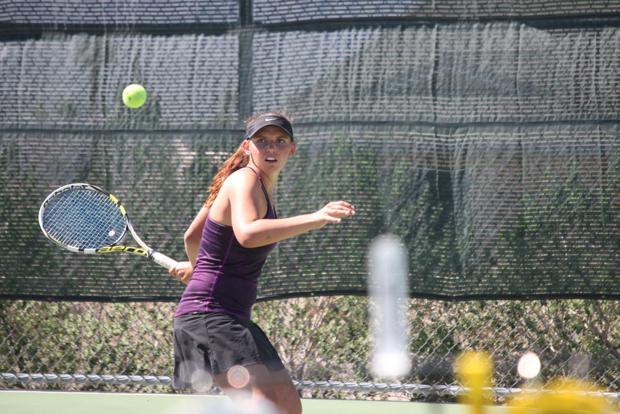Photos: Lake Havasu Knights tennis vs. Gila Ridge Hawks ...