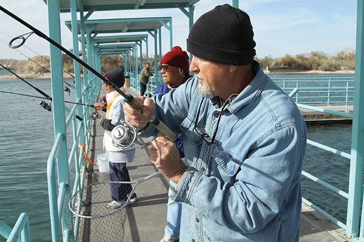 Lake havasu ranks 2nd among arizona 39 s fishing locations for Lake havasu fishing
