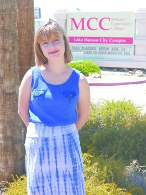 Havasu homeschooler, 15, plans to start college next year