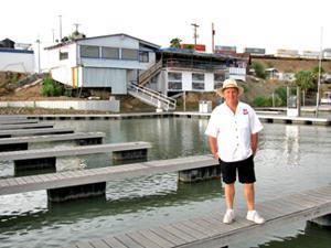 Topock 66 Spa & Resort owner Chet Hitt