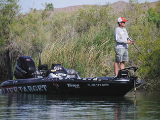 Demos family activities also part of bassmaster fishing for Lake havasu fishing report